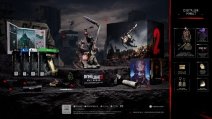 Dying Light 2 Stay Human (Édition Collector)