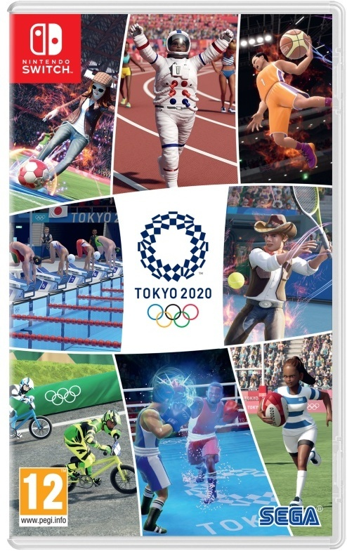 Giochi Olimpici Tokyo 2020 - The Official Videogame