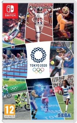 Jeux Olympiques de Tokyo 2020 - The Official Videogame