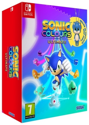 Sonic Colours - Ultimate Launch Edition