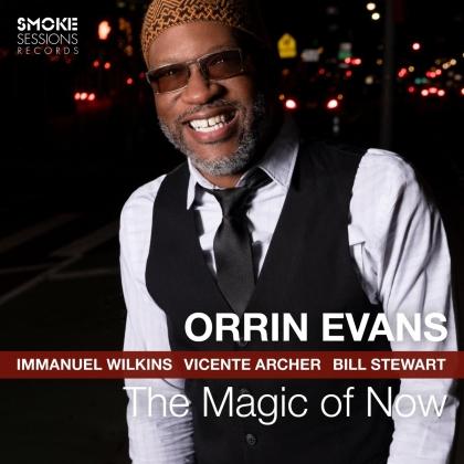 Orrin Evans - Magic Of Now (Digipack)