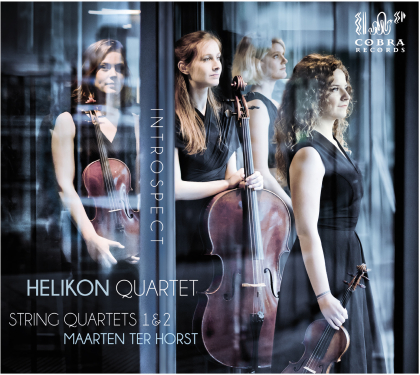 Helikon Quartet & Claar Ter Horst - String Quartets 1 & 2