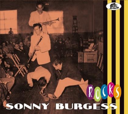 Sonny Burgess - Rocks (Digipack)