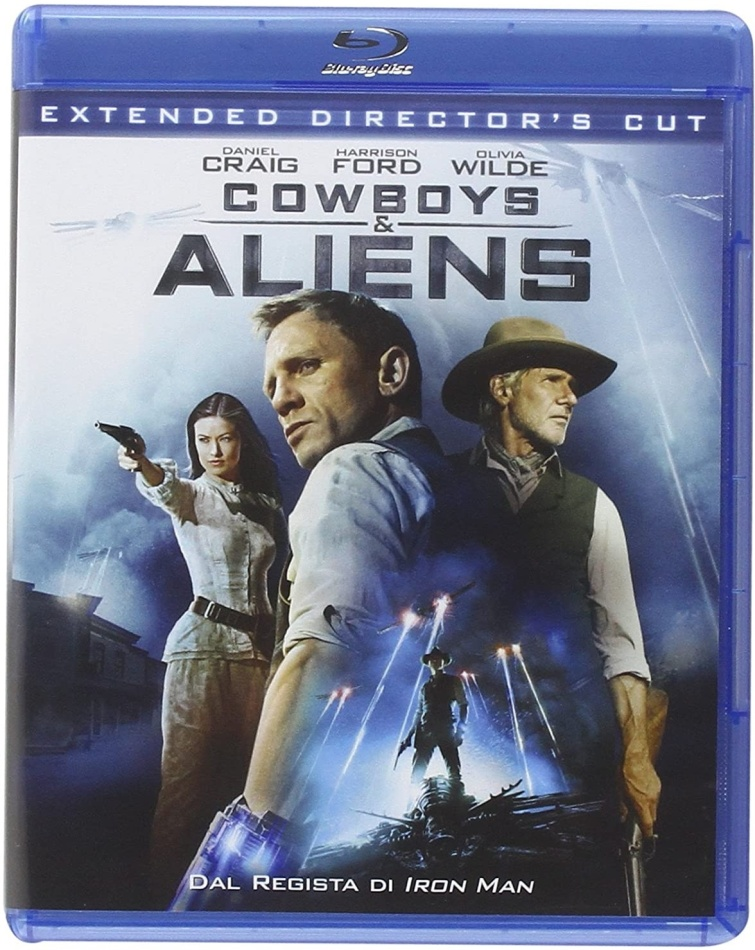 Cowboys & Aliens (2011) (Extended Director's Cut)