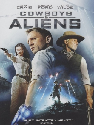 Cowboys & Aliens (2011) (Riedizione)