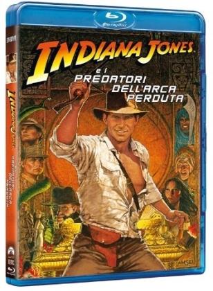 Indiana Jones e i Predatori dell'Arca perduta (1981) (Riedizione)