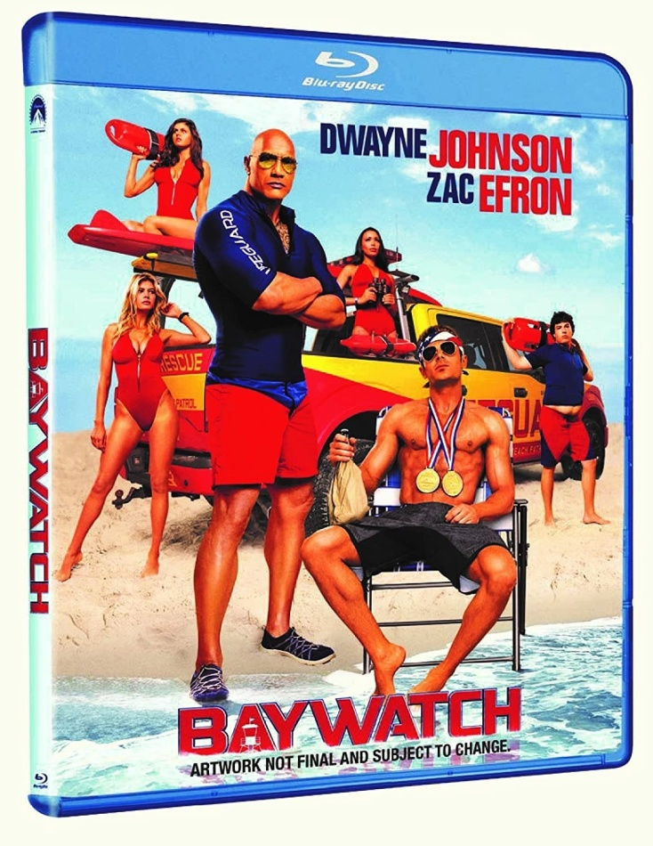 Baywatch (2017) (Extended Edition, Neuauflage)
