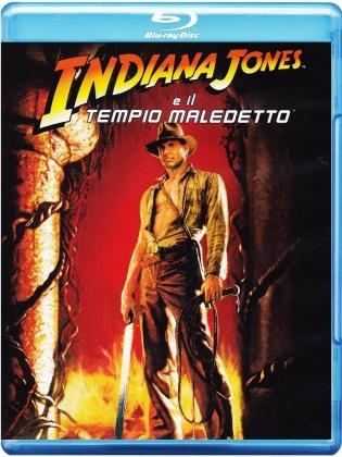 Indiana Jones e il Tempio Maledetto (1989) (Riedizione)