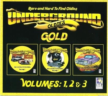 Underground Oldies Gold Valu Pak 1 2 3