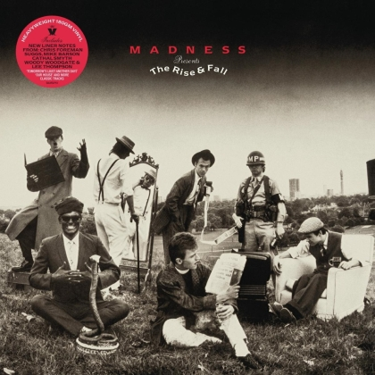 Madness - Rise & Fall (2021 Reissue, LP)