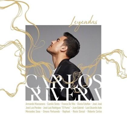 Carlos Rivera - Leyendas Vol 1