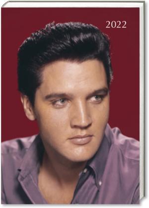 Elvis 2022 - Taschenkalender