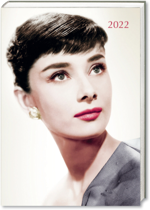 Audrey Hepburn 2022 - Taschenkalender