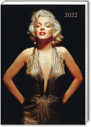 Marilyn Monroe 2022 - Taschenkalender