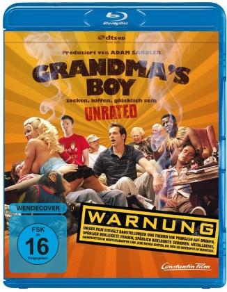 Grandma's boy (2006) (Unrated)