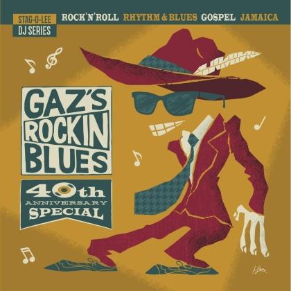 Gaz Mayall - Gaz's Rockin' Blues (40th Anniversary Edition)