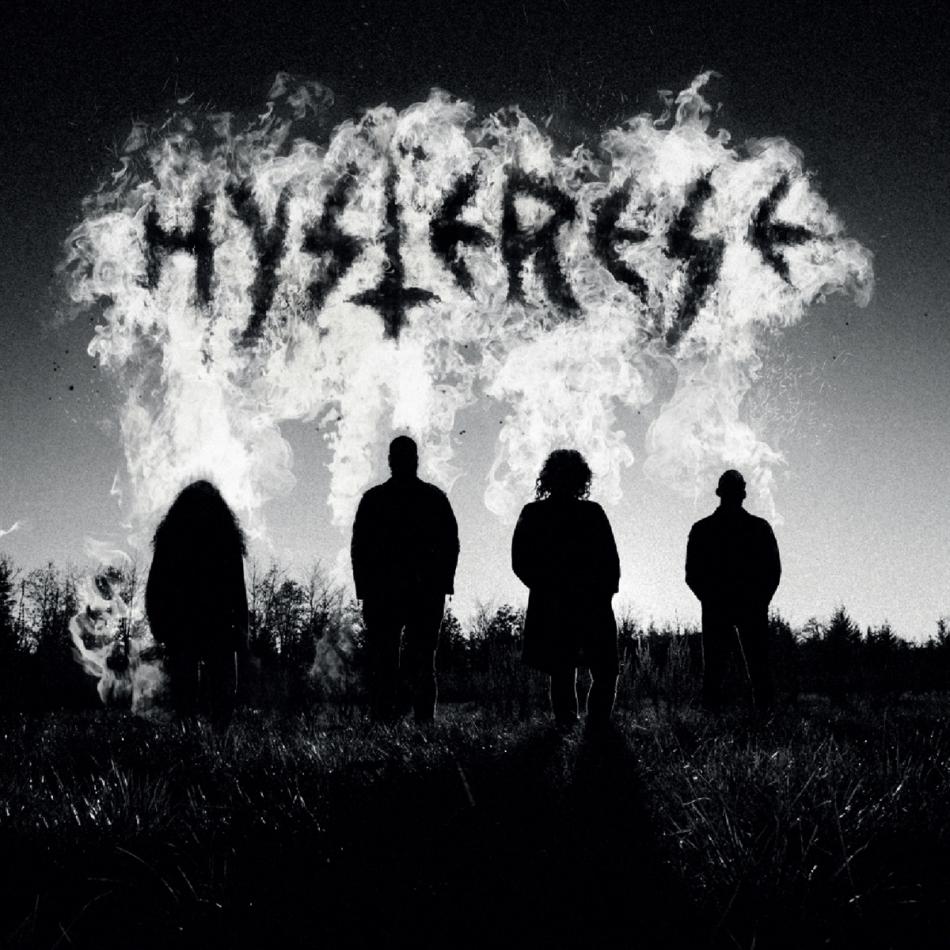 Hysterese - Hysterese (IV) (White Vinyl, LP)