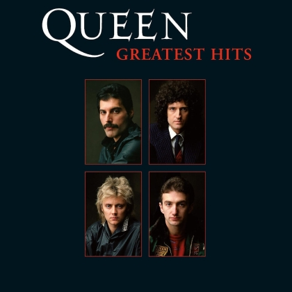 Queen - Greatest Hits (2021 Reissue, Ltd. Clear Mc-A)