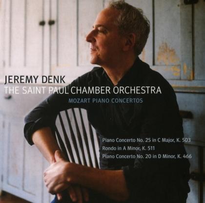 Jeremy Denk & Wolfgang Amadeus Mozart (1756-1791) - Piano Concertos