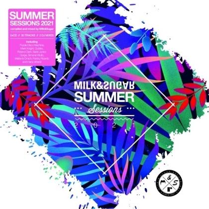 Summer Sessions 2021 By Milk & Sugar (Digipack)
