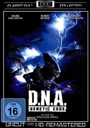 D.N.A. - Classic Cult Collection (1996) (Classic Cult Collection)