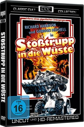 Stosstrupp in die Wüste (1979) (Classic Cult Collection, HD-Remastered, Uncut)