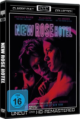 New Rose Hotel (1998) (HD-Remastered, Classic Cult Collection, Uncut)