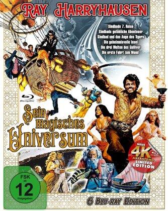 Ray Harryhausen - Sein magisches Universum (6 Blu-rays)