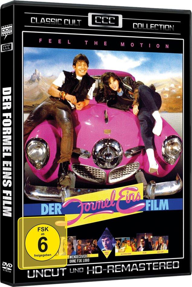 Der Formel eins Film (1985) (HD-Remastered, Classic Cult Collection, Uncut)