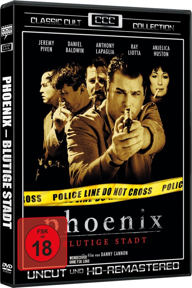 Phoenix (1998) (Classic Cult Collection, HD-Remastered, Uncut)