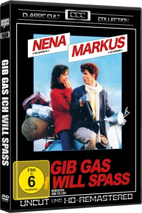 Gib Gas, ich will Spass (1983) (HD-Remastered, Classic Cult Collection, Uncut)