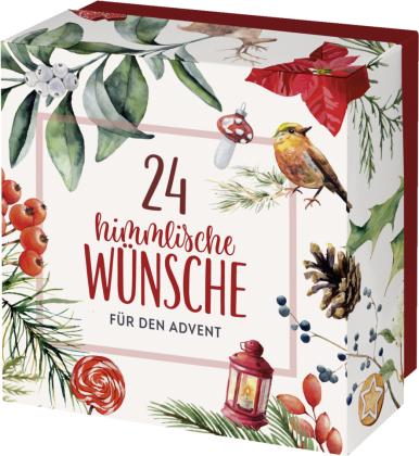 24 himmlische Wünsche für den Advent