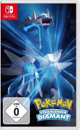 Pokemon Strahlender Diamant (German Edition)