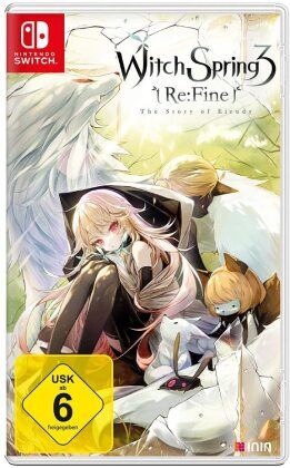 Witch Spring 3 Re:Fine The Story of Eirudy
