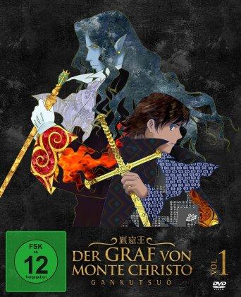 Der Graf von Monte Christo - Gankutsuô - Vol. 1 (Ep. 1-8) (2004) (2 DVDs)