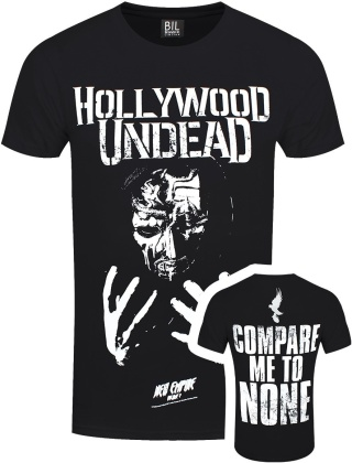 Hollywood Undead: Compare Me to None - Men's T-Shirt