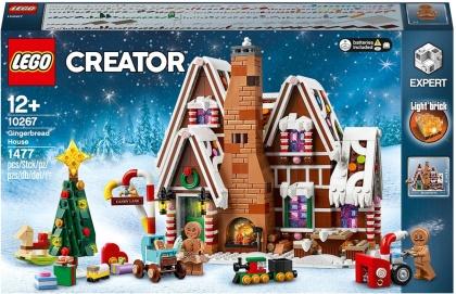 LEGO 10267 Creator Expert - Lebkuchenhaus