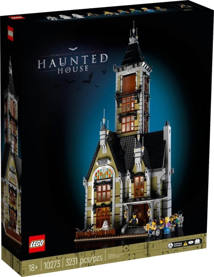 LEGO 10273 Creator Expert - Haunted House