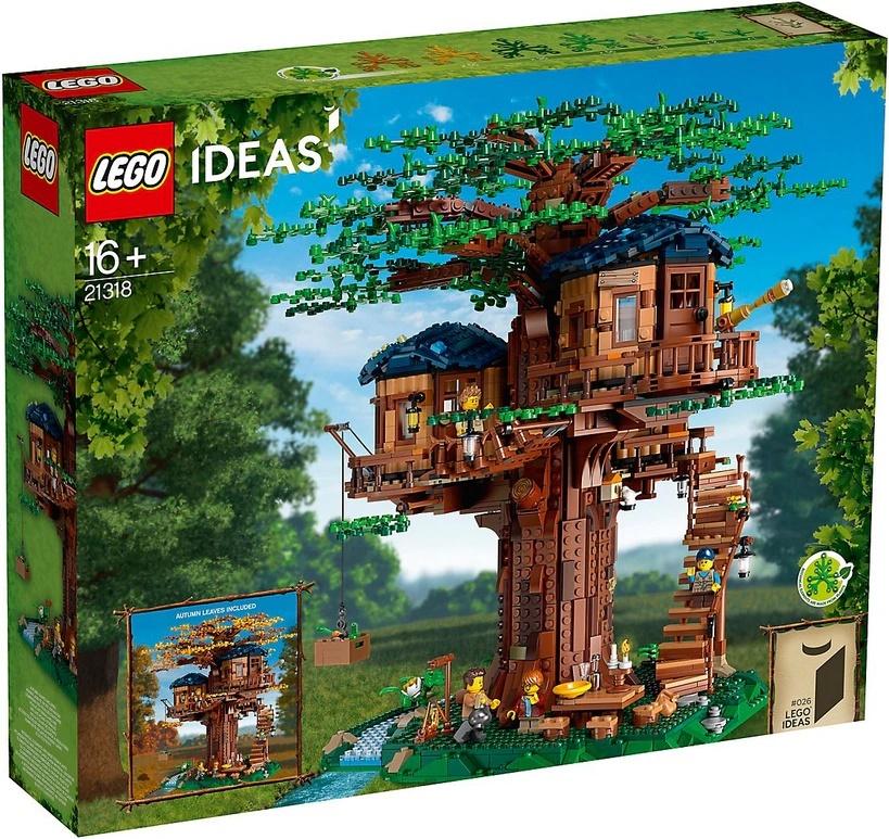 LEGO 21318 Ideas - Baumhaus