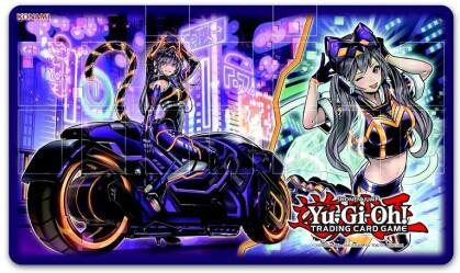 Tapis de jeu - I:P Masquerena - Yu-Gi-Oh! - 41 cm