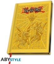 Carnet de Notes - Yu-Gi-Oh! - Objets du millennium - A5 - 21,7 cm