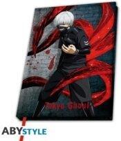 Carnet de Notes - Tokyo Ghoul - Ken Kaneki - A5 - 21,7 cm
