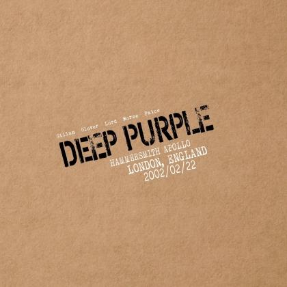 Deep Purple - Live In London 2002 (Earmusic, Gatefold, 3 LPs)