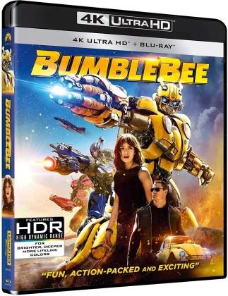 Bumblebee (2018) (Neuauflage, 4K Ultra HD + Blu-ray)