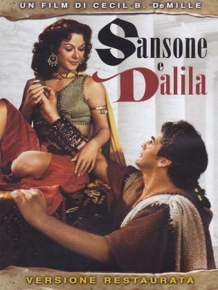 Sansone e Dalila (1949) (Neuauflage, Restaurierte Fassung)