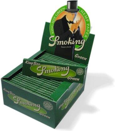 Smoking grün Kingsize Box - 50 Pack