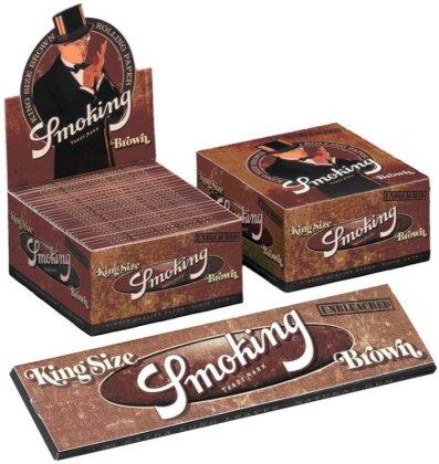 Smoking brown Kingsize Box - 50 Pack