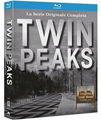 Twin Peaks - La Serie Originale Completa (Neuauflage, 8 Blu-rays)
