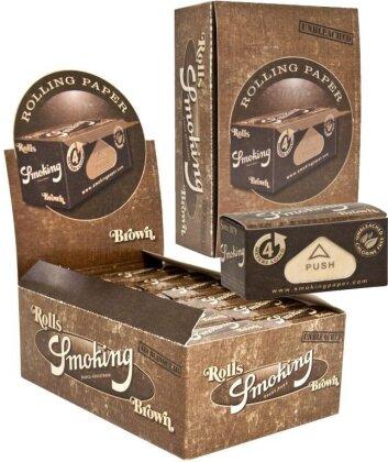 Smoking brown Rolls Box - 24 Rolls