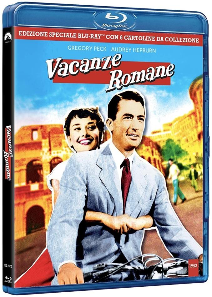 Vacanze Romane (1953) (Neuauflage, Special Edition)